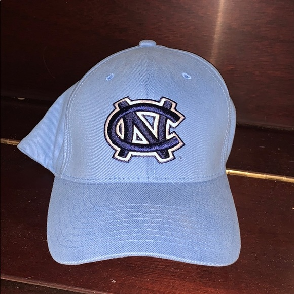 Carolina Blue UNC Nike Team fitted cap